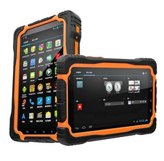 "7"" Rugged Quad Core Android 4.2 Tablet with NFC, 3G & RFID"