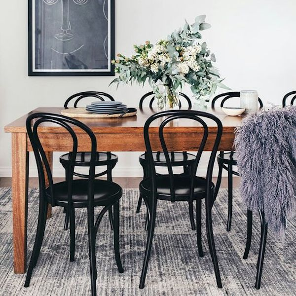 Ton Dining Chairs