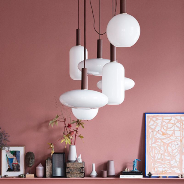 Frosted Glass Pendant Lamps