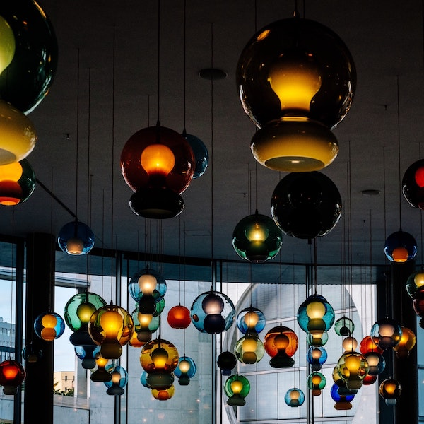 FUNKY LIGHTS | DYKE & DEAN