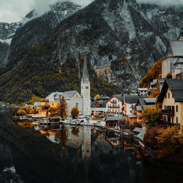 NORWEGIAN VILLAGE | DYKE & DEAN