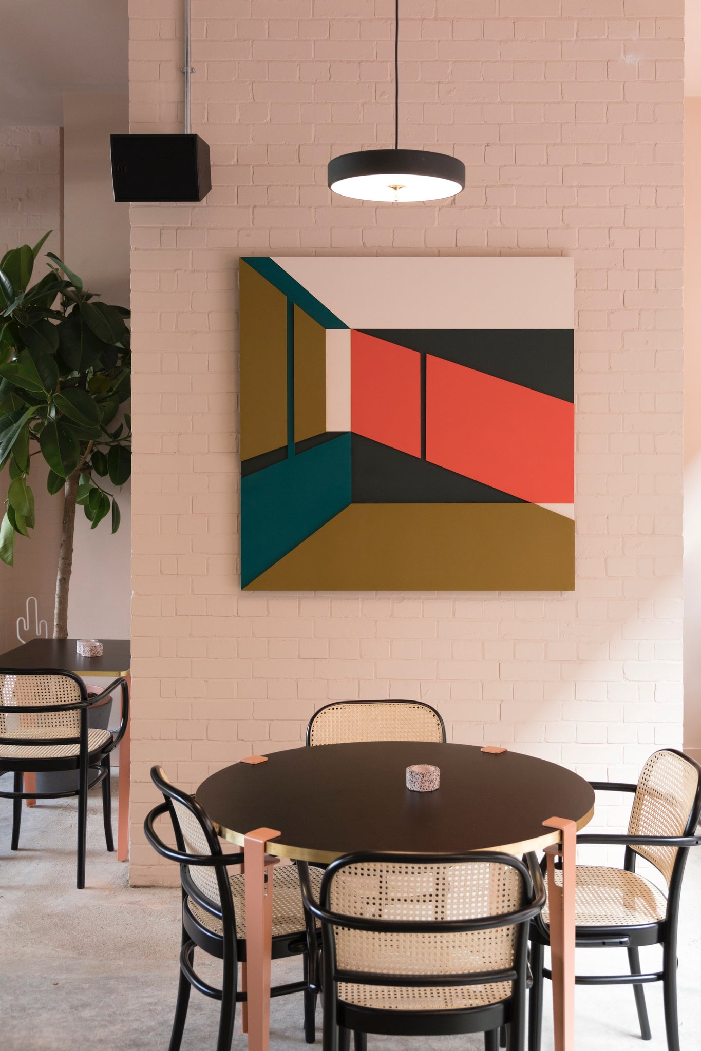 ABSTRACT PAINTING | DYKE & DEAN