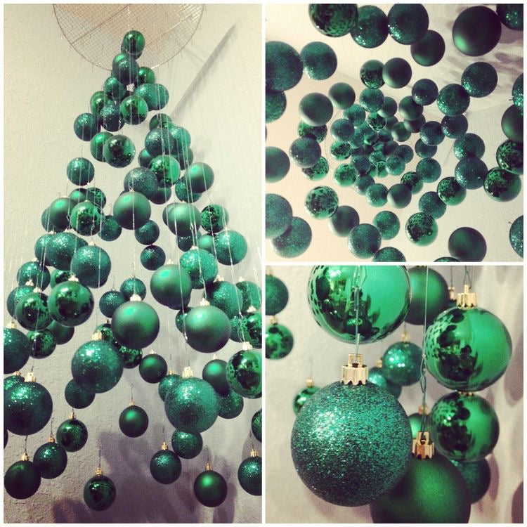 DYKE & DEAN | HANGING CHRISTMAS BAUBLE
