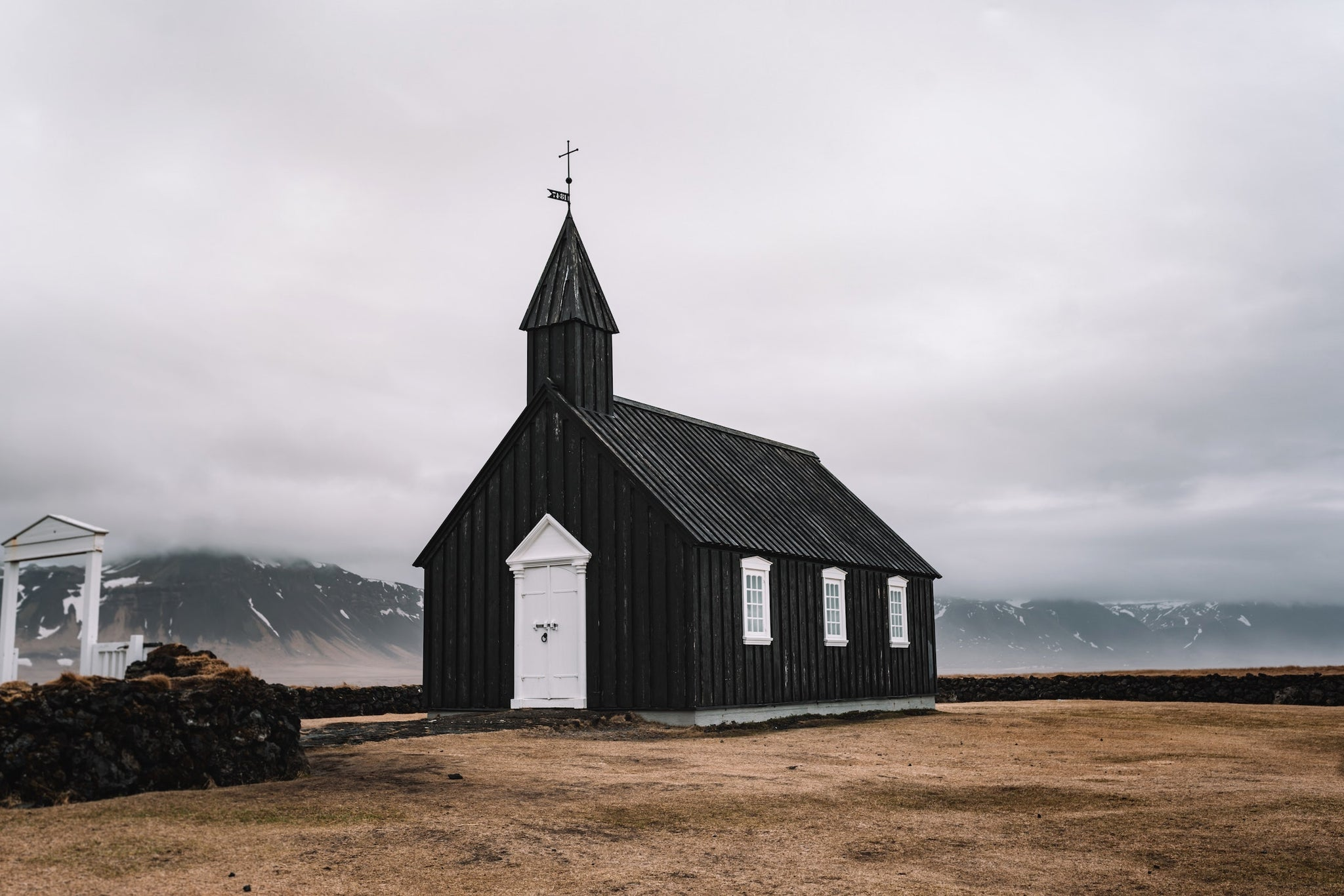 NORWEGIAN CHURCH | DYKE & DEAN