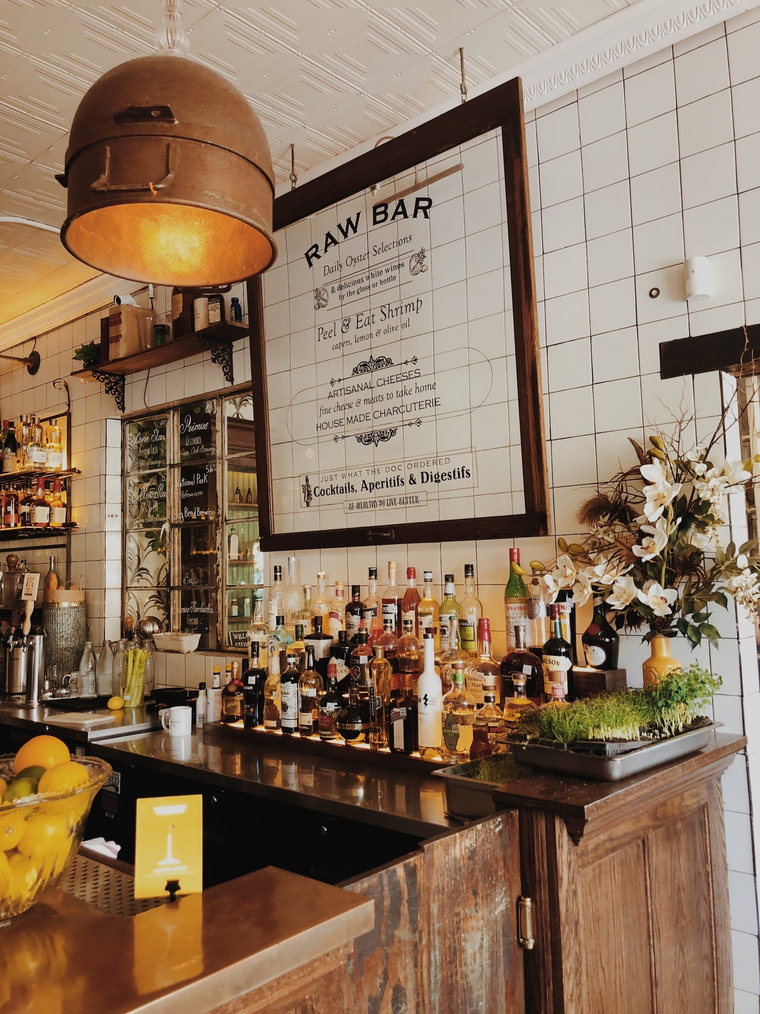 RAW BAR | DYKE & DEAN
