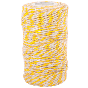 HOUSEHOLD STRING YELLOW