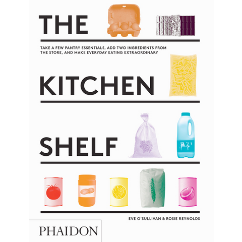 THE KITCHEN SHELF