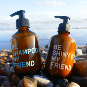 BE SHINY MY FRIEND 300ML - BATHROOM - DYKE & DEAN  - Homewares | Lighting | Modern Home Furnishings