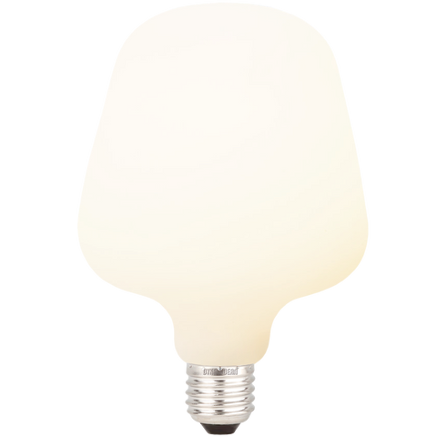 LINDER LED PORCELAIN E27 BULB - BULBS - DYKE & DEAN  - Homewares | Lighting | Modern Home Furnishings