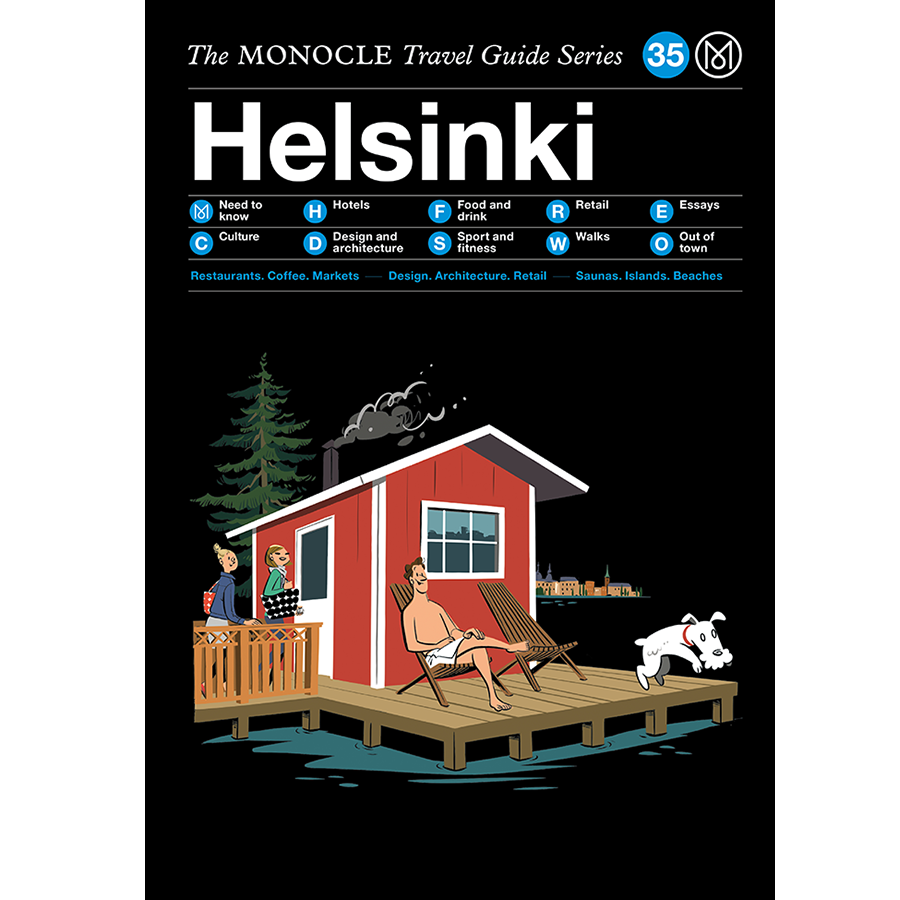 THE MONOCLE TRAVEL GUIDE HELSINKI