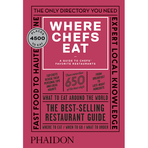 WHERE CHEFS EAT THIRD VERSION