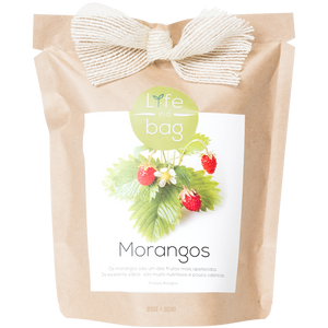 GROW BAG STRAWBERRY