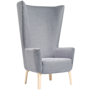 LOVED UP LOUNGE CHAIR TALL - LOUNGE CHAIRS - DYKE & DEAN  - Homewares | Lighting | Modern Home Furnishings