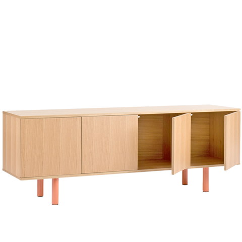 PLEX SIDEBOARD OAK