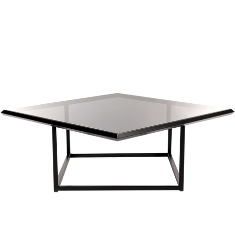 TURN COFFEE TABLE GLASS