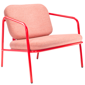 WORKING GIRL LOUNGE CHAIR