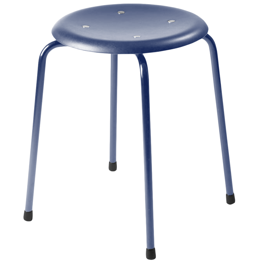 SB38 STOOL LOW STAINED WOOD - STOOLS - DYKE & DEAN  - Homewares | Lighting | Modern Home Furnishings