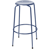 SB38 BAR STOOL STAINED WOOD