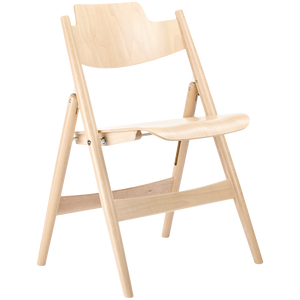 SE18 FOLDING CHAIR NATURAL