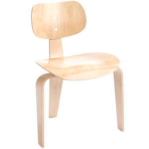 SE42 THREE LEG CHAIR NATURAL
