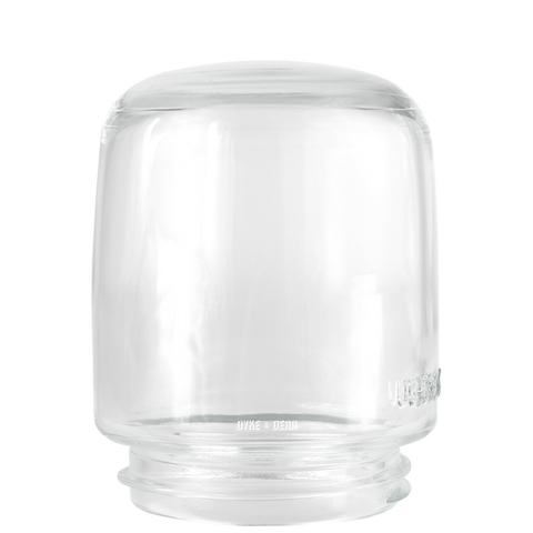 CLEAR THREADED GLASS 75mm