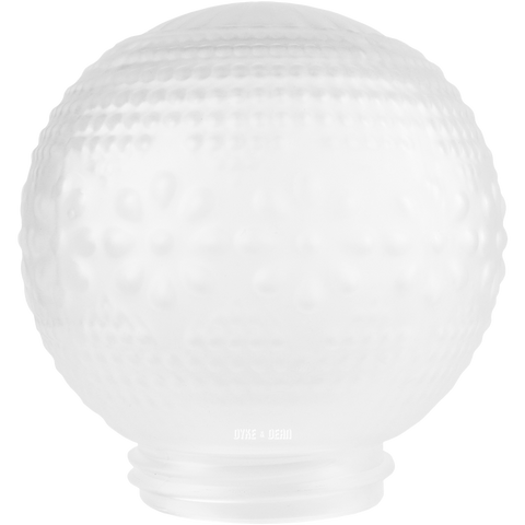 COCKTAIL FROSTED GLASS 85mm
