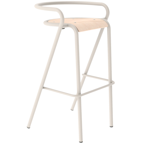 ADICO 5008-B STOOL WOOD
