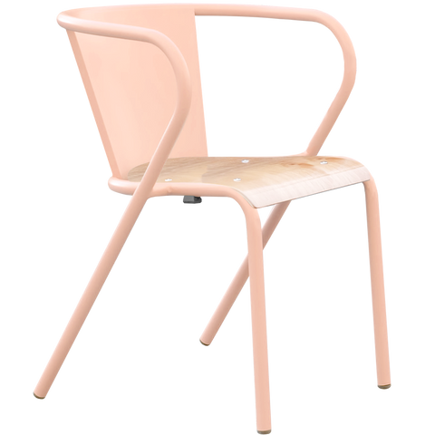 ADICO 5008 CHAIR WOOD SEAT