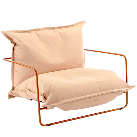 CASUAL LOW ARMCHAIRS - FURNITURE - DYKE & DEAN  - Homewares | Lighting | Modern Home Furnishings
