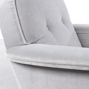 DANISH ARMCHAIR GREY