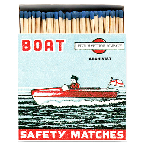 BOAT LUXURY SAFETY MATCHES