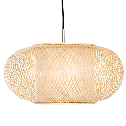 TWIGGY AL NATURAL SHADE PENDANT