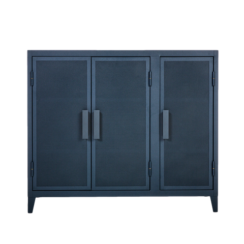 TOLIX PERFORATED DOUBLE DOOR B3 CABINET