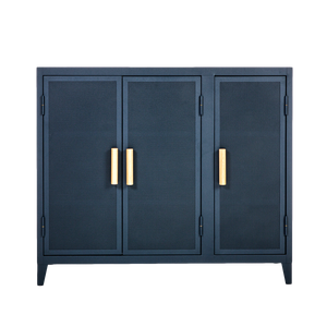 TOLIX PERFORATED DOUBLE DOOR B3 CABINET - STORAGE - DYKE & DEAN  - Homewares | Lighting | Modern Home Furnishings