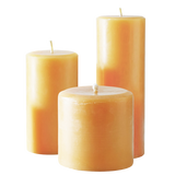 PURE BEESWAX CANDLE 20cm