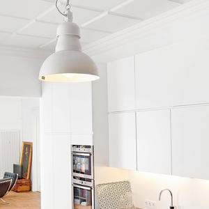 BOLICH PENDANT ERFURT WHITE - GERMAN BOLICH LIGHTS - DYKE & DEAN  - Homewares | Lighting | Modern Home Furnishings