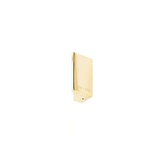 BRASS PEG TUBE BULB MOUNT