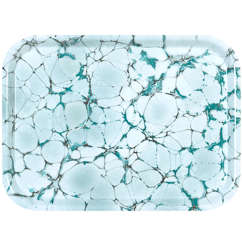 MARBLE MINT BREAKFAST TRAY