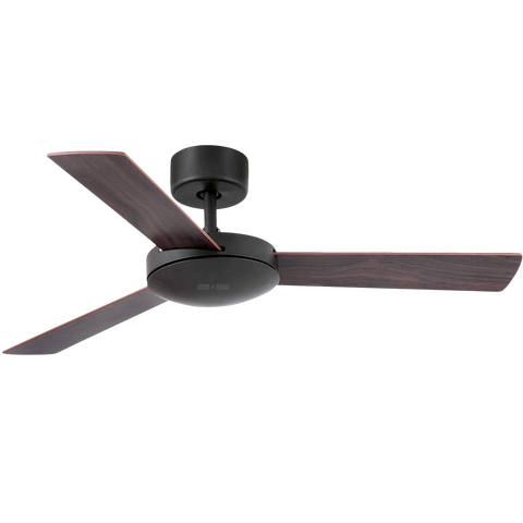 SPANISH SMALL BROWN CEILING FAN