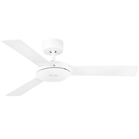 SPANISH SMALL WHITE CEILING FAN