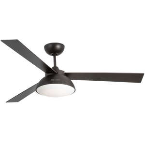 BROWN LED LAMP CEILING FAN