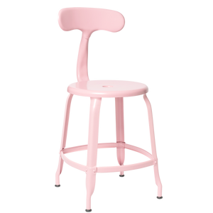 NICOLLE CHAIR GLOSS PAINT 45cm