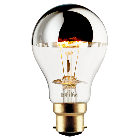 MIRROR CROWN STANDARD  BAYONET BULB