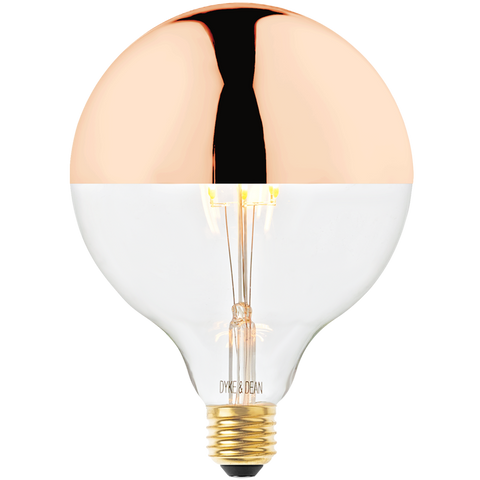 DYKE & DEAN LED COPPER CAP MEGA BULB E27 - BULBS - DYKE & DEAN  - Homewares | Lighting | Modern Home Furnishings