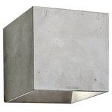 CONCRETE WALL LAMP DARK GREY