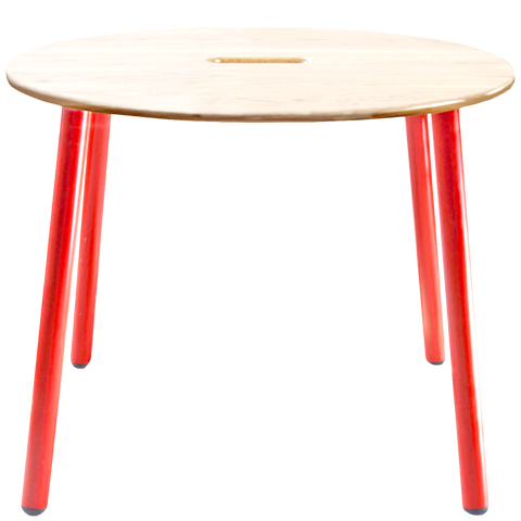 WORKING GIRL SMALL TABLE ROUND