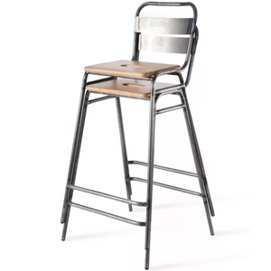 WORKING GIRL CROSS STOOL