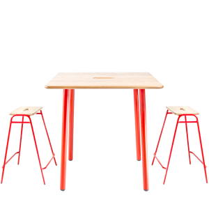 WORKING GIRL SMALL TABLE