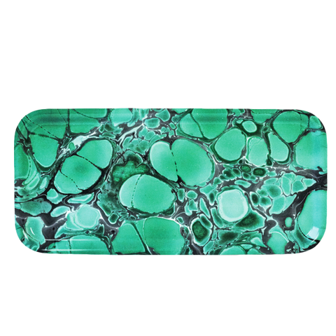 DEEP JADE COCKTAIL TRAY - KITCHENWARE - DYKE & DEAN  - Homewares | Lighting | Modern Home Furnishings