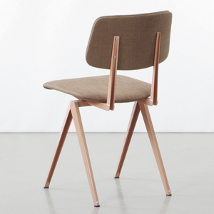 GALVANITAS S16 CHAIR PIQUET BROWN